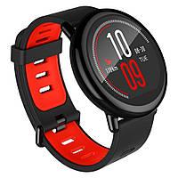 Умные часы Smart Watch Xiaomi Huami Amazfit Black Sport Smart Watch English  version Оригинал 57d61f48de416