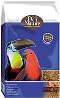 Корм для насекомоядных и плодоядных птиц Deli Nature