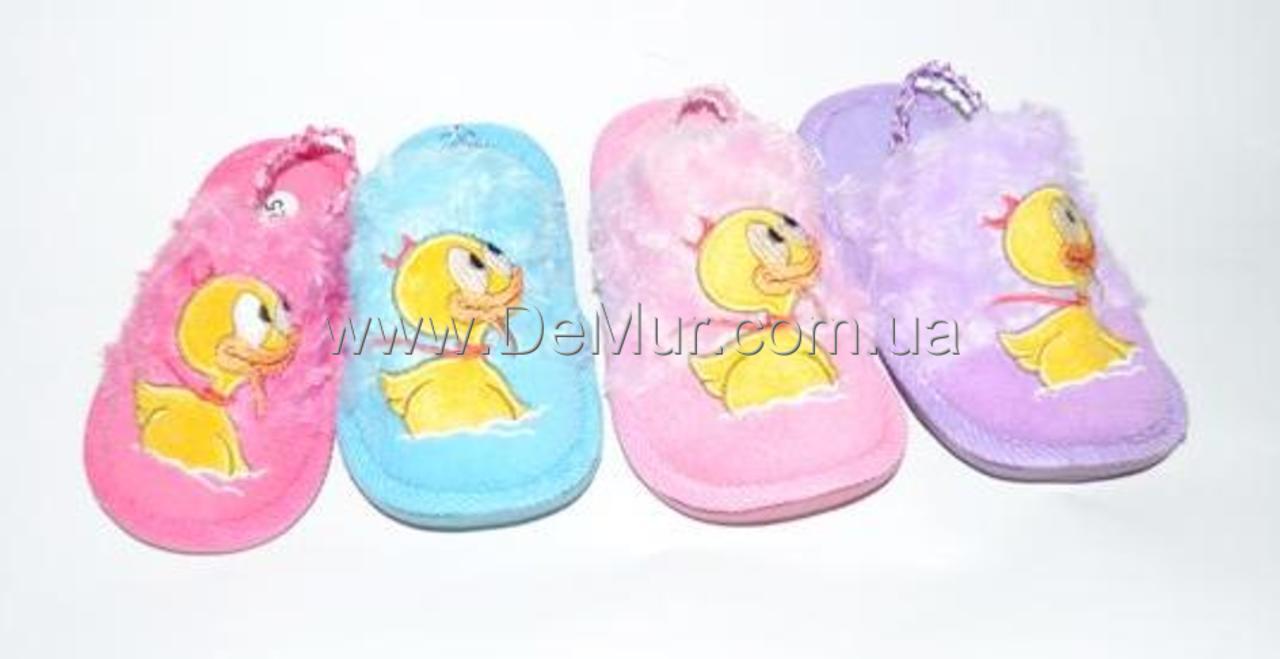 Тапки для дома детские (24-29) Sanlin C22 - DeMur интернет-магазин обуви в Одессе