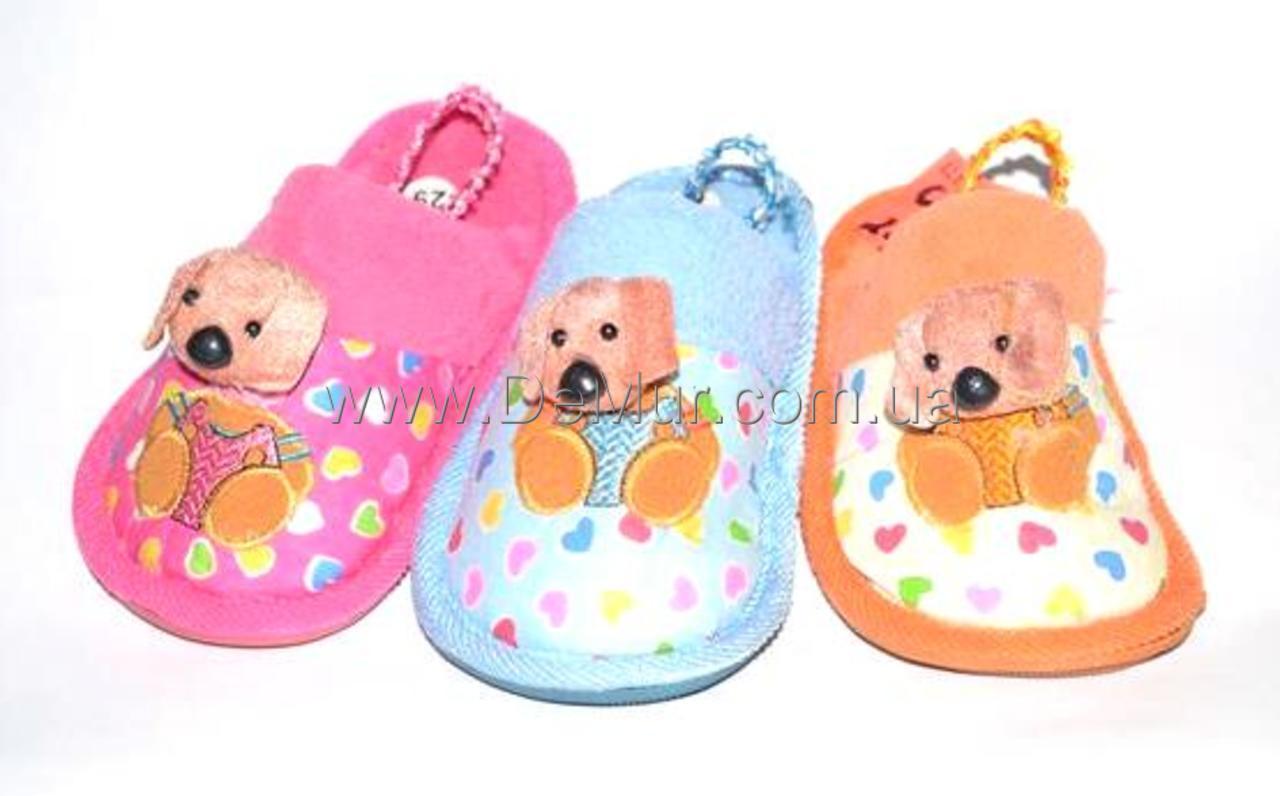 Тапки для дома детские (24-29) Sanlin C5 - DeMur интернет-магазин обуви в Одессе