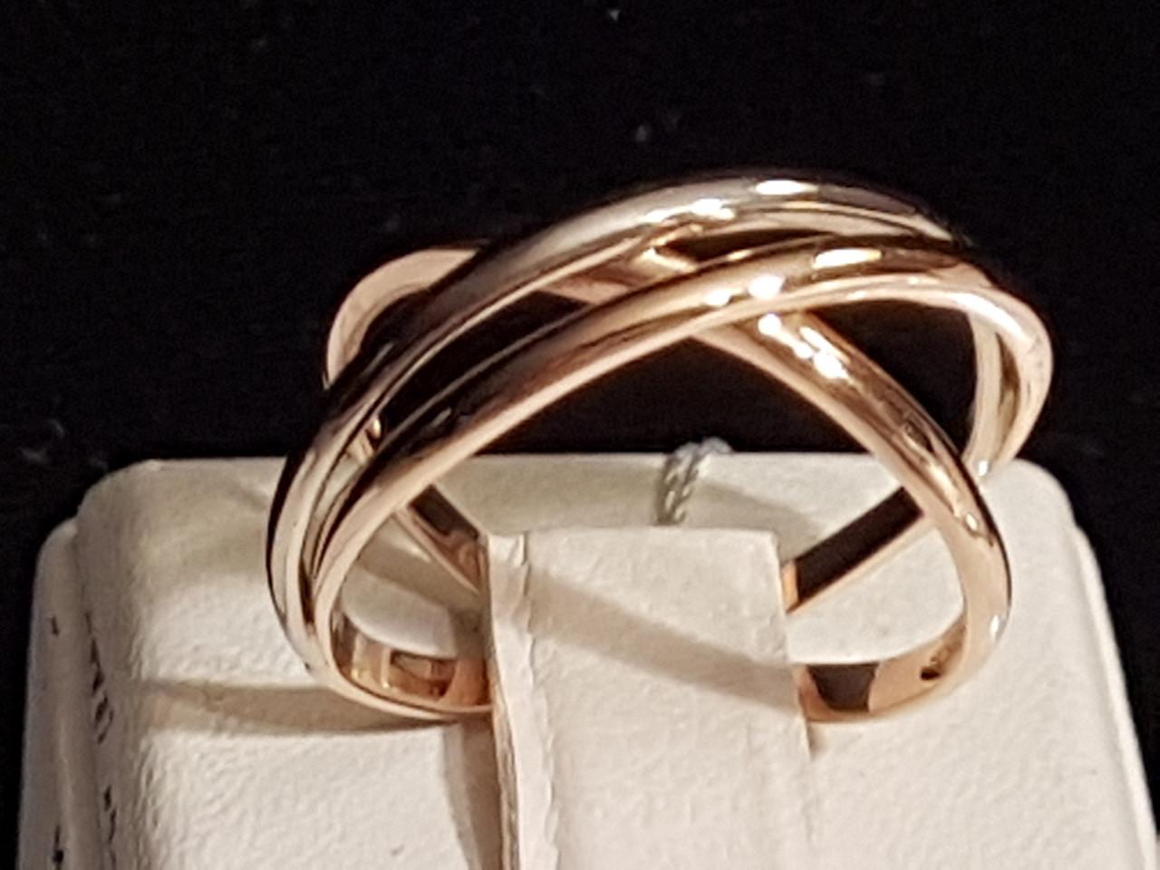 Золотое кольцо. Артикул КБ468И 18