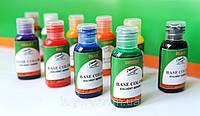 Base color  solvent series (набор 10 х 30 ml) 3701/30
