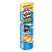 Чипсы Pringles Salt & Vinegar, 165 гр