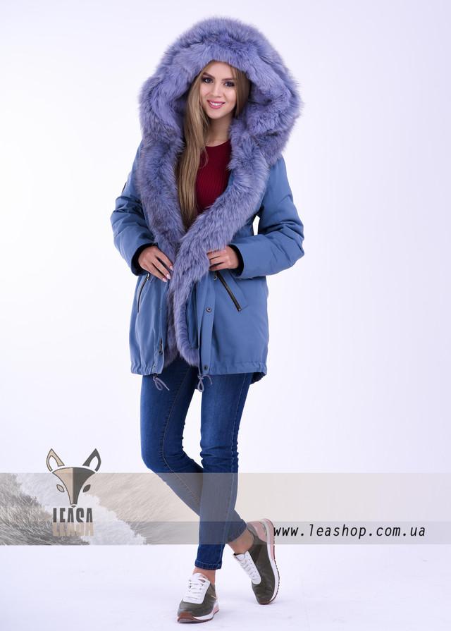 Куртка парка для девушек ФОТО