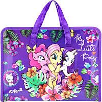 Портфель на молнии А4 My Little Pony, фото 1