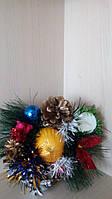 Декоративное новогоднее панно