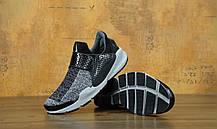 """Кроссовки мужские Найк Nike Sock Dart SE Premium """"Special Edition"""" Grey, фото 2"""