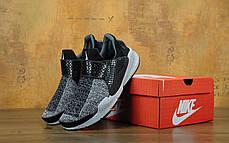 """Кроссовки мужские Найк Nike Sock Dart SE Premium """"Special Edition"""" Grey, фото 3"""