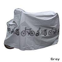 Велочехол-накидка от дождя  на велосипед Плотная