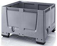Пластиковые контейнеры пищевые 1200 х 1000 х 790