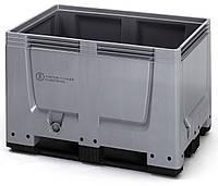 Комплект полозьев для пластиковых контейнеров пищевые 1200 х 1000