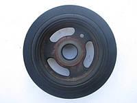 Шкив  демпферный коленчатого вала 1S7G6316BD Ford Mondeo mk4 2.0b (AOBA) Mazda Volvo Seat , фото 1