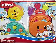 Набор из 3 игрушек для развития с 6 мес до 2 лет, Playskool Busy Baby Gift Set, фото 1