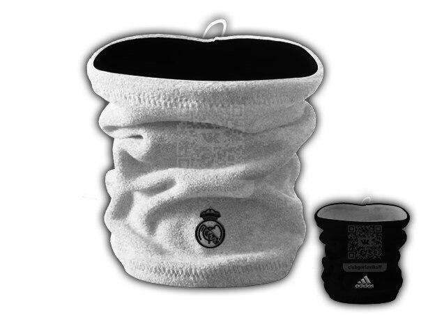 Горловик футбольный ( бафф) двухсторонний Реал Мадрид adidas - Спортивный  магазин Kosas в Харькове 92c2292a8b5