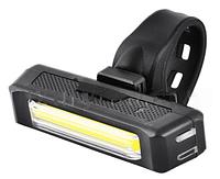 Фон.вело RPL-2261 COB(красный+белый) аккум, micro USB LO