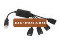 Портативный USB хаб на 4 порта ГИДРА (9440)