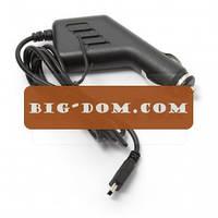 Зарядка АЗУ для планшетов/GPS 5V 1.5A (mini USB)