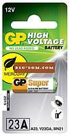 Батарейка GP High Voltage Battery Напряжение 12V 23A V23GA MN21