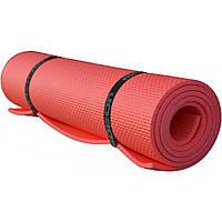 Коврик для фитнеса, йогомат Isolon Optima Light 8мм разные цвета (1800x600x8)