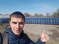 Світові тренди: Глобальна сонячна потужність вперше перевищила атомну енергію