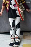 Лосины Adidas для девочки., фото 1