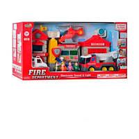 Игровой набор «Служба спасения: Пожарные» 3969T ТМ: Hap-p-kid