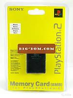 Карта памяти PS2 8Mb SONY
