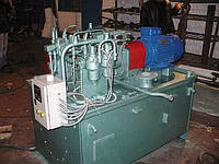 Ремонт и модернизация гидростанций промышленного оборудования