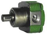 Насос пластинчатый для смазки нерегулируемый С12-4М , С12-5М