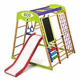 Детский спортивный комплекс для квартиры Карамелька Plus 3, фото 2