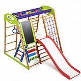 Детский спортивный комплекс для квартиры Карамелька Plus 3, фото 3