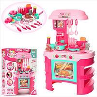 Кухня детская 008-908 Розовая