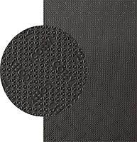 Резина набоечная COBBY, р. 570*380*6.2мм, цв. коричневый