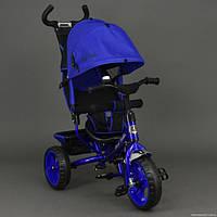 Детский трёхколёсный велосипед 6570 ЭЛЕКТРИК
