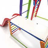 Детский спортивный комплекс BambinoWood Color Plus 1-1, фото 2