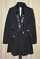 Школьный костюм для девочки тройка. Школьная форма.