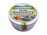 Мазь Окопник (на основе пчелиного воска) (Натуральные мази и бальзамы)
