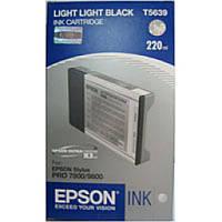 Картридж EPSON St Pro 7800/7880/9800 lt lt black (C13T603900)