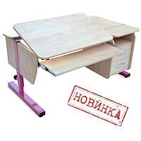 """Детские парты (pondi) и письменные столы  """"Школьник"""" для дома"""