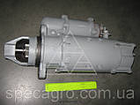 Стартер СТ-142-3708000-10 КамАЗ (Z=10, 8,2Квт) EURO, фото 2