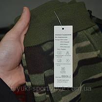Брюки камуфляжные под манжет - зима, фото 3