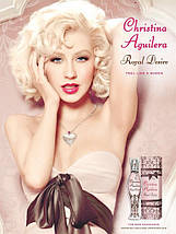 Christina Aguilera Royal Desire парфюмированная вода 75 ml. (Кристина Агилера Роял Дезайр), фото 2