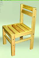 Стульчик деревянный