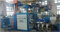 Выдувная машина термоусадочной пленки ПВХ SJ50-sm700