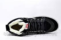 Зимние кроссовки в стиле Vans Old Skool Winter, на меху (Унисекс), фото 2
