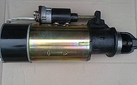 Стартер СТ-103А-3708000-01 (Z=11, 8,2 кВт) МАЗ, Урал, КрАЗ, МоАЗ, БелАЗ