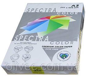 """Бумага офисная цветная """"Spectra color Lemon"""" А3, 160 г/м2"""