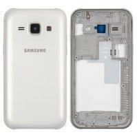 Корпус для мобильного телефона Samsung J100H/DS Galaxy J1, белый