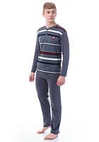 Чоловічий домашній комплект двійка кофта та штани