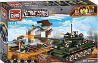 "Конструктор Brick 1711 ""Контратака Танка"""